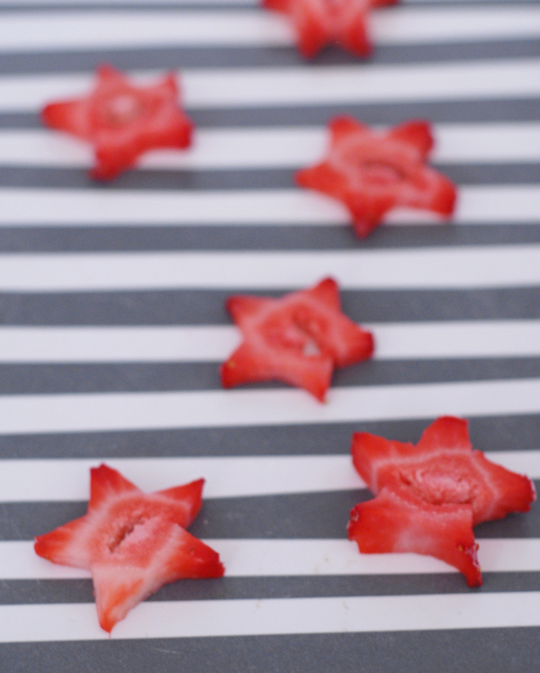 Frozen stars - 13 great summer party hacks | A Subtle Revelry