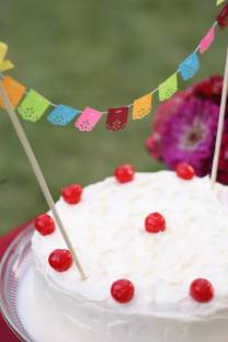 Mini-fiesta bunting & party
