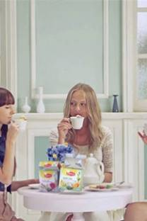 Reason to celebrate | Lipton tea advertising
