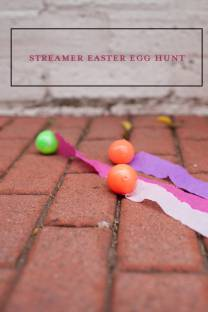 streamer egg hunt