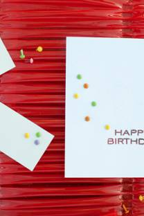 office confetti + letterpress giveaway