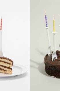 reason to celebrate | candle forks