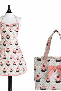 giveaway | apron and tote