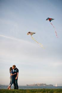 celebrate date night with kites