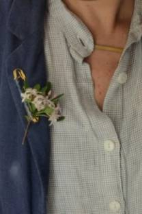 simple Mother's Day corsage