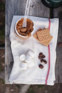 reece's pieces s'mores
