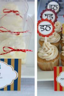 giveaway | a printable party