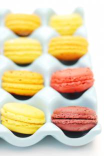 how to make pretty macaroons