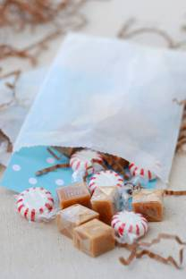 Holiday Candy Bags