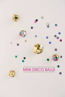 Miniature Disco Balls
