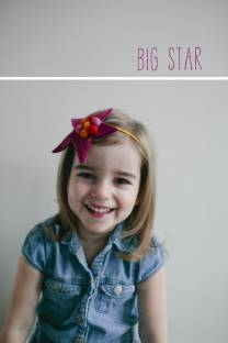 Big Star Kids Birthday Hat