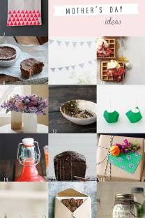 25 Crafted Ideas for Mother's Day
