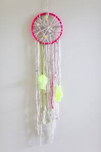 bright and easy dreamcatcher