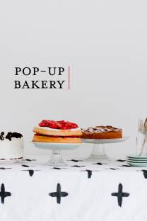 pop-up bakery