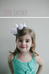 cutie catcher party hats