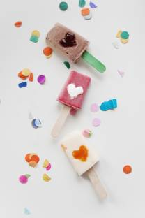 thumbprint popsicles