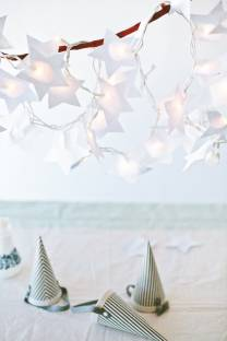 paper star lights