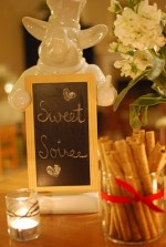 Party #4- A sweet soiree
