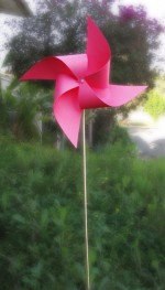 A Pinwheel tutorial- the easiest ever