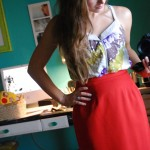 Guest post- Summer party fashion