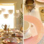 Handcrafted parties- A very pretty tea