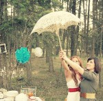 Handcrafted parties- In the rustic woods