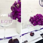 Plum love, wedding inspiration