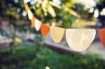 Two dollar twenty minute bunting