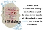 Celebrate JOY, a handcrafted challenge