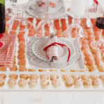 Reason to celebrate | a cupcake table