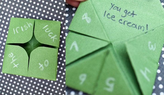 What is a cootie catcher