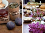 reason to celebrate | figs and wine