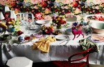 reason to celebrate | floral and bright Christmas
