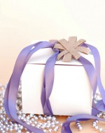 wrap it up   with star gift toppers