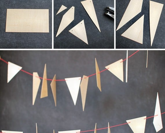 DIY-wood-garland