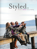 Styled. magazine issue three | the art of merrymaking