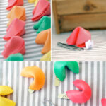 bright fortune cookie favors