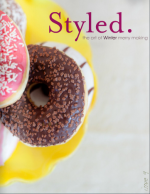 Styled. magazine issue four | the art of merrymaking
