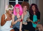 reason to celebrate | wigs and wine