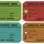luggage favor tags