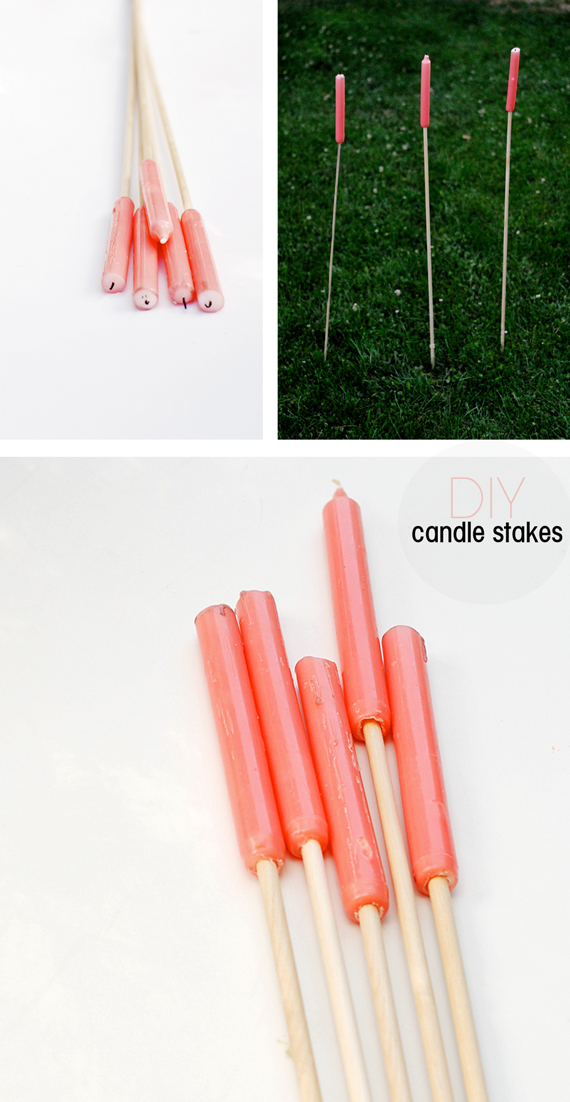 52 Comments On U201ceasy Outdoor Candle Stakesu201d