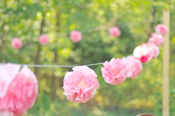 Coffee Filter Flowers A Subtle Revelry