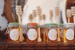 a honeycomb baby shower