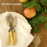 Apple Holiday Garland