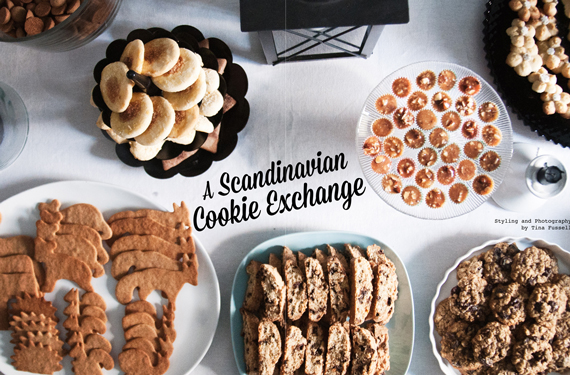 The Best Christmas Cookie Exchange Recipes A Subtle Revelry