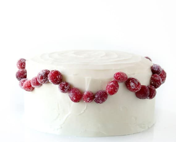 sugared-christmas-cake