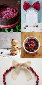 A Cranberry Dinner Party