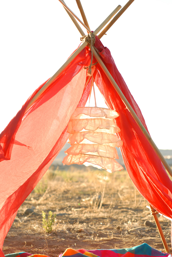 Recap 2012 favorite decor projects a subtle revelry for Homemade wall tent frame