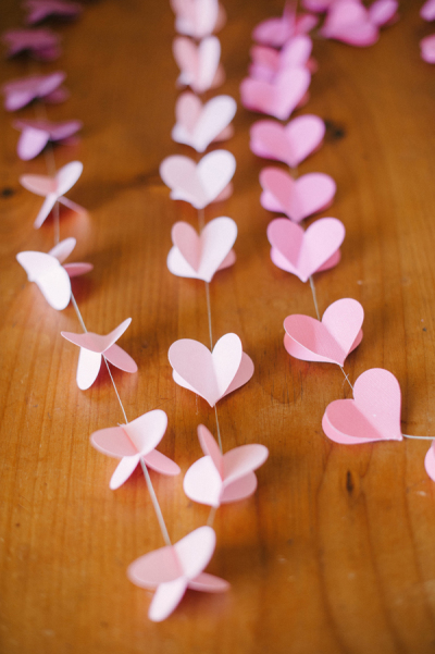 heart-bunting