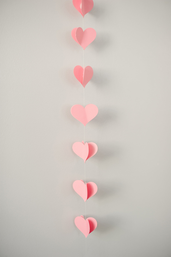 valentines day garland